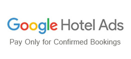 Get Hotel bookings via Google Hotels Ads. Pay only on confirmed bookings.